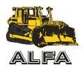 Logo der ALFA Construction Equipment GmbH